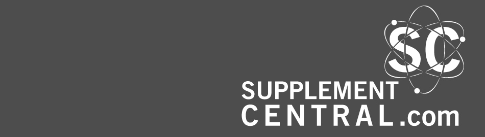 Supplement Central Rebrand