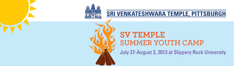 SV Temple Youth Summer Camp